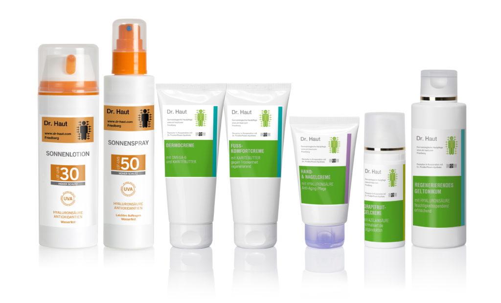 Dr. Haut - Dermatologische Hautpflege Friedberg_Gruppenbild_2