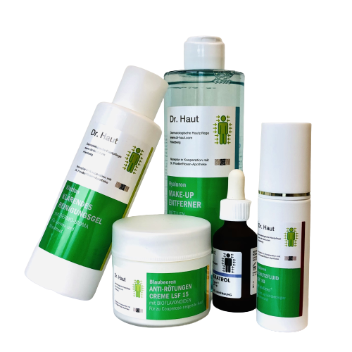 Sensitive Skin - 5'er Set für die empfindliche normale Haut