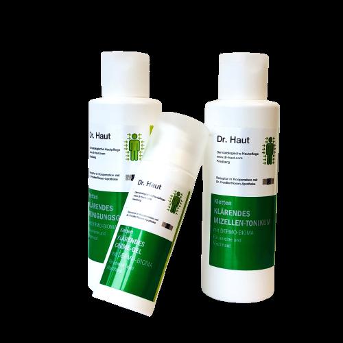 Clean Skin - 3'er Set für unreine jugendliche Haut