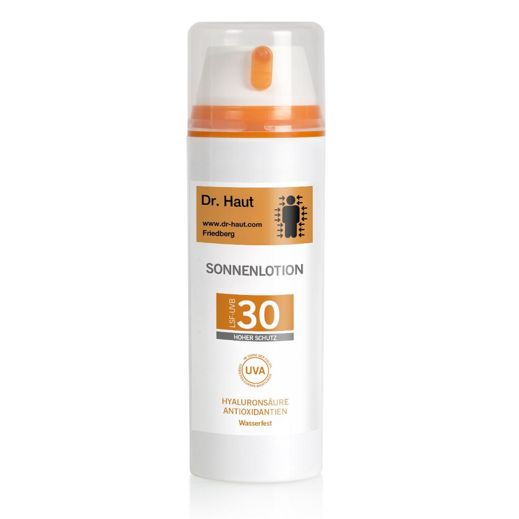 Sonnenlotion LSF 30