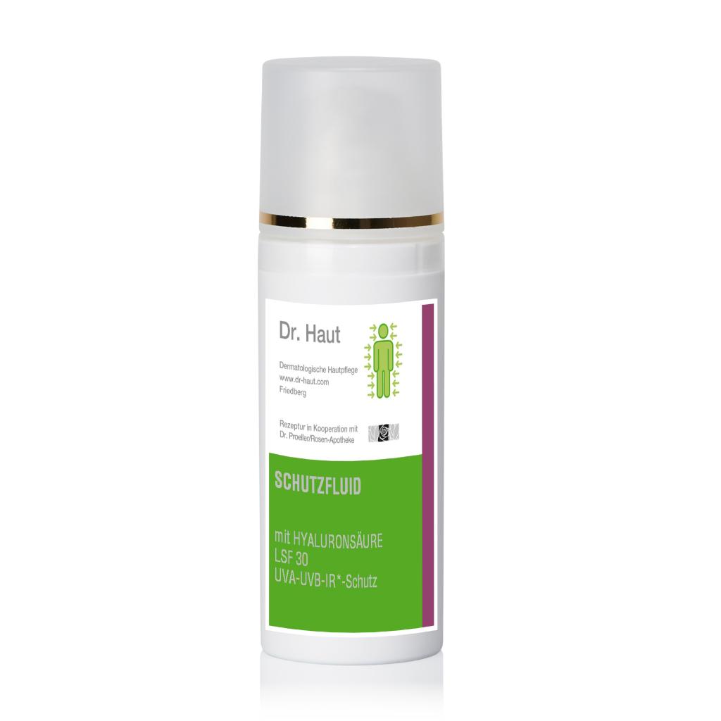 Schutzfluid mit Hyaluronsäure LSF 30