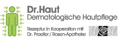 Dr. Haut - Innovative Pflege- und Kosmetikprodukte.